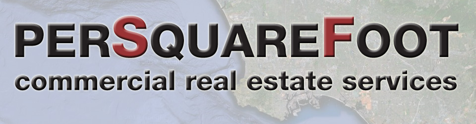 Per Square Foot Commercial Real Estate Services